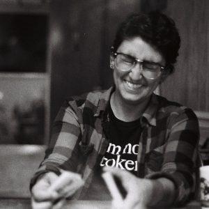 Tori Cárdenas, Poetry Editor