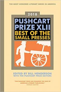 Pushcart Prize XLII Cover